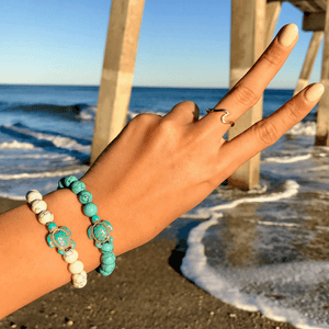 Track a Sea Turtle with Each Bracelet | Wildlife Collections
