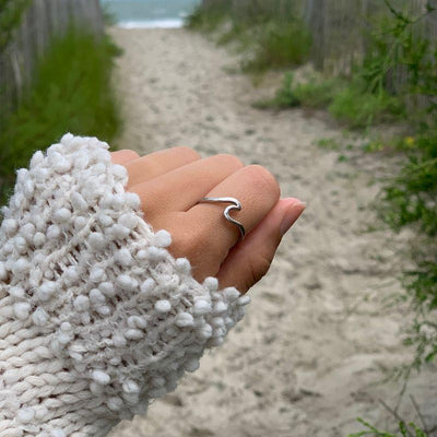 The Wave Ring | Wildlife Collections