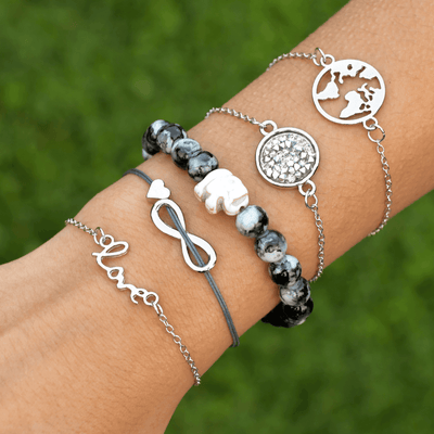 The Five Piece Elephant Collection | Wildlife Collections