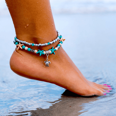 The Sea Turtle Anklet | Wildlife Collections