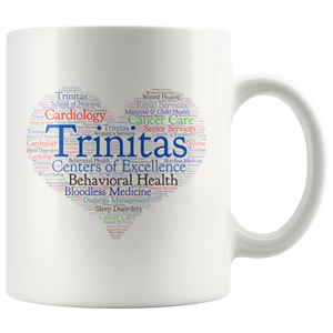 Trinitas Centers of Excellence Word Art (1000)