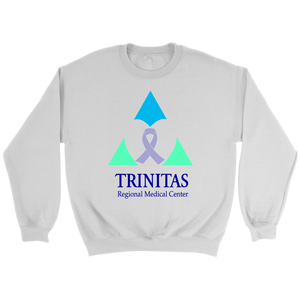 Trinitas Lavender Ribbon in Heart (Esophageal Cancer) (2635)