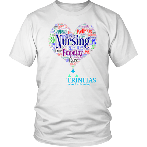 TRMC Heart Word Art School of Nursing (1083)