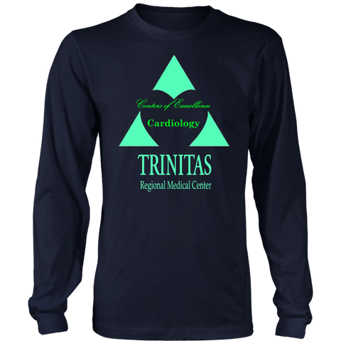 Trinitas Centers of Excellence: Cardiology (1051)