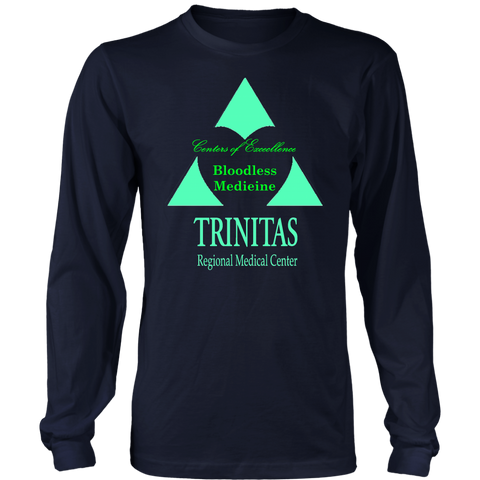 Trinitas Centers of Excellence: Bloodless Medicine (1031)