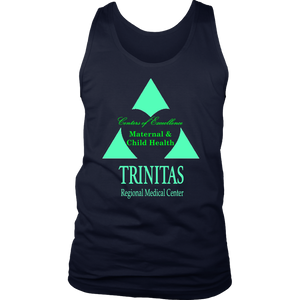 Trinitas Centers of Excellence: Maternal & Child Health (Men's Tank) (1061)