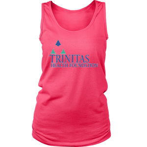 Trinitas Health Foundation Logo (Women's Tank) (1140)