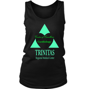 Trinitas Centers of Excellence: Cardiology (Women's Tank)(1051)