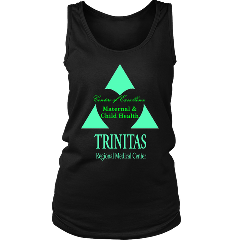 Trinitas Centers of Excellence: Maternal & Child Health (Women's Tank)(1061)