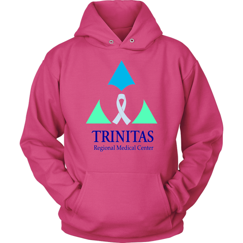 Trinitas Blue Ribbon in Heart (Prostate Cancer) (2395)