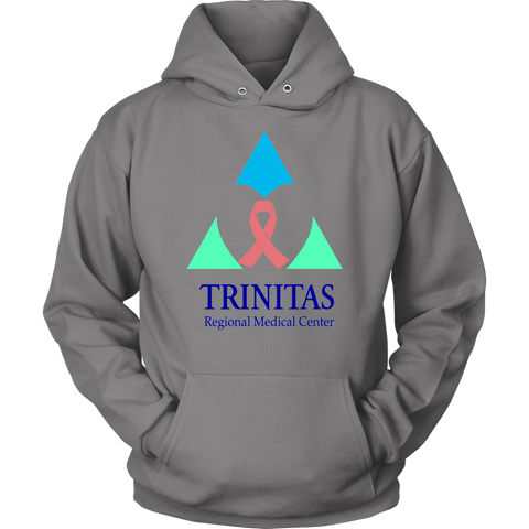 Trinitas Pink Ribbon in Heart (Kidney Cancer) (2632)