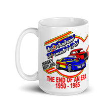 Load image into Gallery viewer, Vintage 1985 Dorsey Speedway Mug