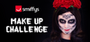 Quick & Easy Day of the Dead Make-Up Tutorial