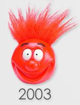 2003 red nose