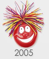 2005 red nose