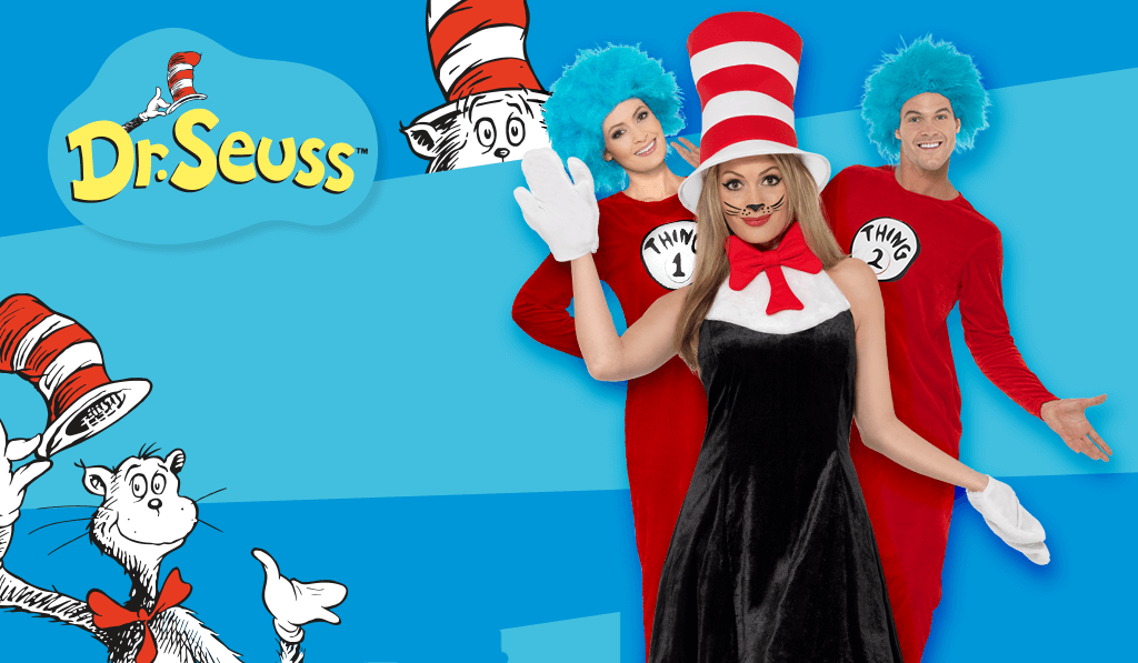 Dr seuss fancy dress