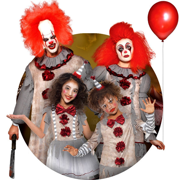 Scary Clown Costumes Clowns 4fc5918281af