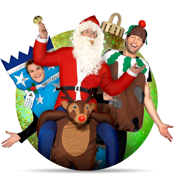 a13b980130e46 Christmas Fancy Dress | Smiffys