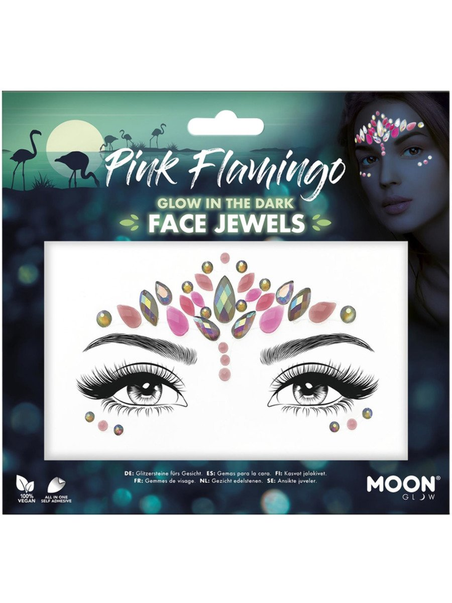 Glitter Face Jewels