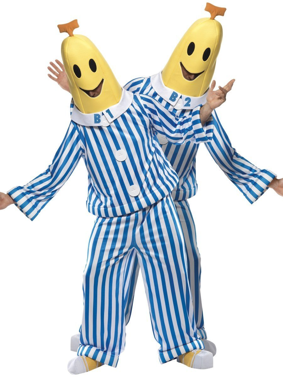 Bananas in Pyjamas Costumes
