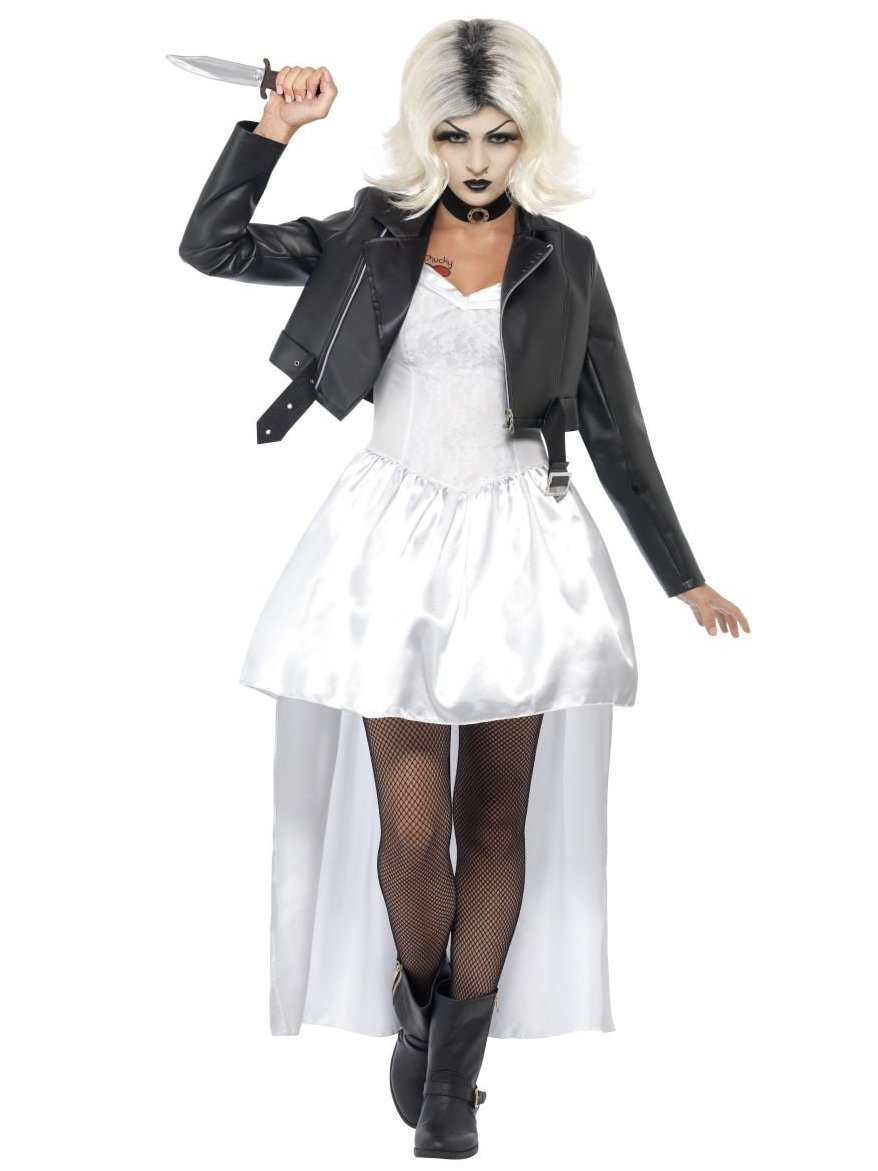 Sexy bride of chucky costume
