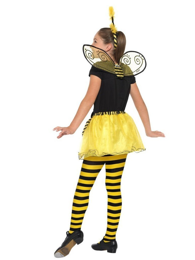 Bumblebee Makeup Look For Kids