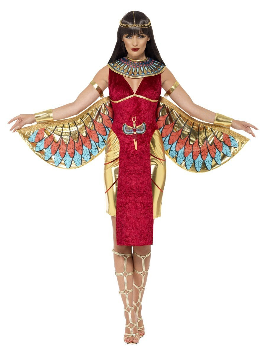 Egyptian Goddess Costume  sc 1 st  Smiffys.com & Egyptian Costumes | Smiffys.com - Smiffys Fancy Dress