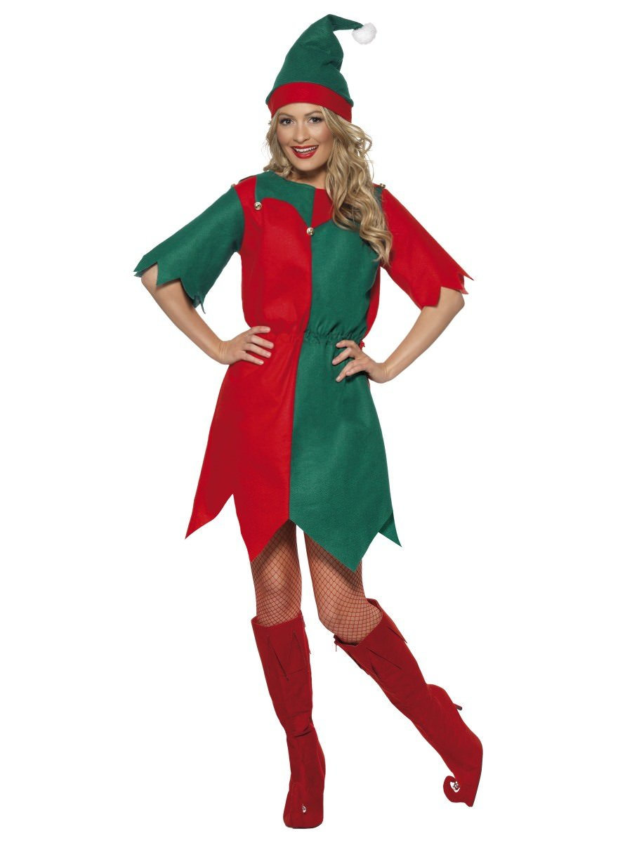 elf costume with dress