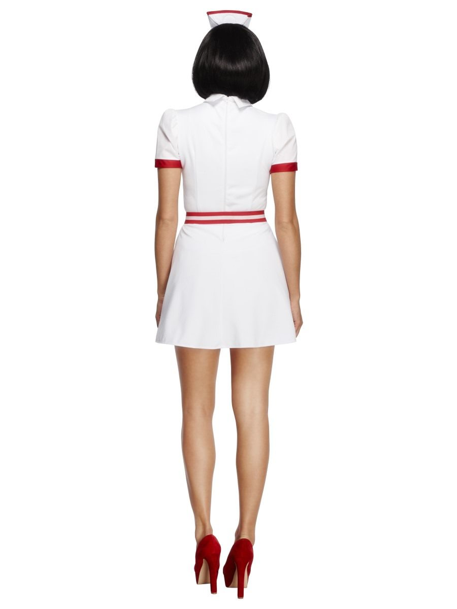 a2c491f9c6a Fever Bed Side Nurse Costume | Smiffys