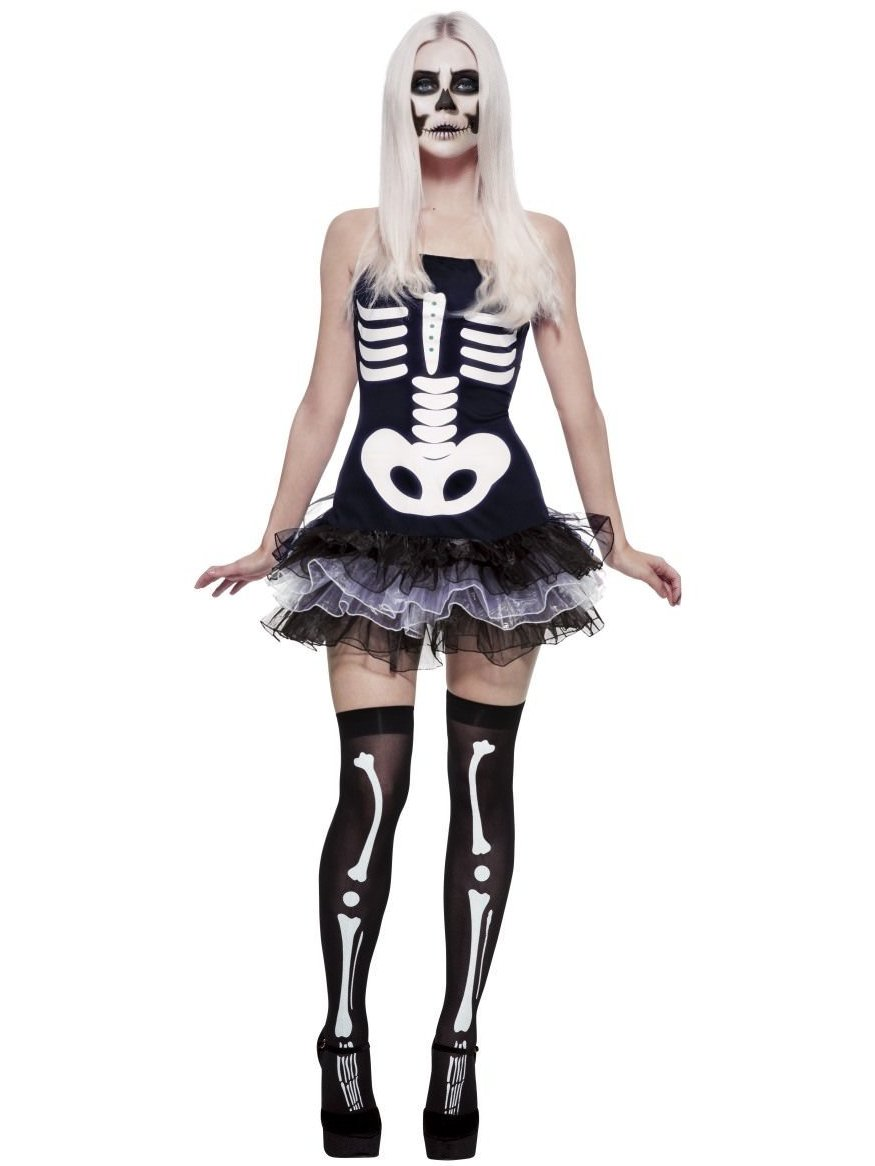 1c161c7161 Fever Skeleton Costume
