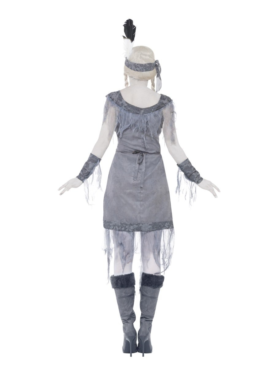 Ghost Town Indian Costume