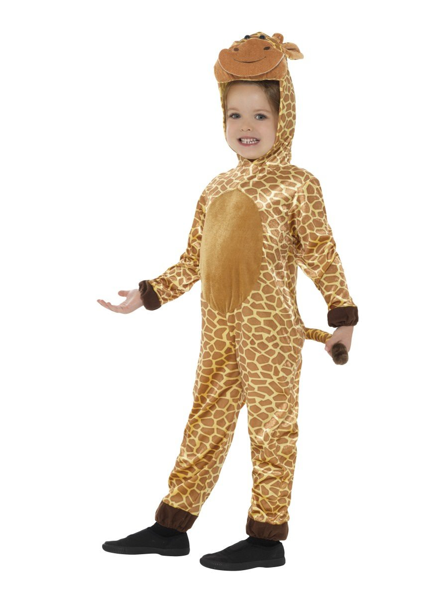Giraffe Costume Kids Alternative View 1.jpg  sc 1 st  Smiffys.com & Giraffe Costume Kids | Smiffys.com - Smiffys Fancy Dress