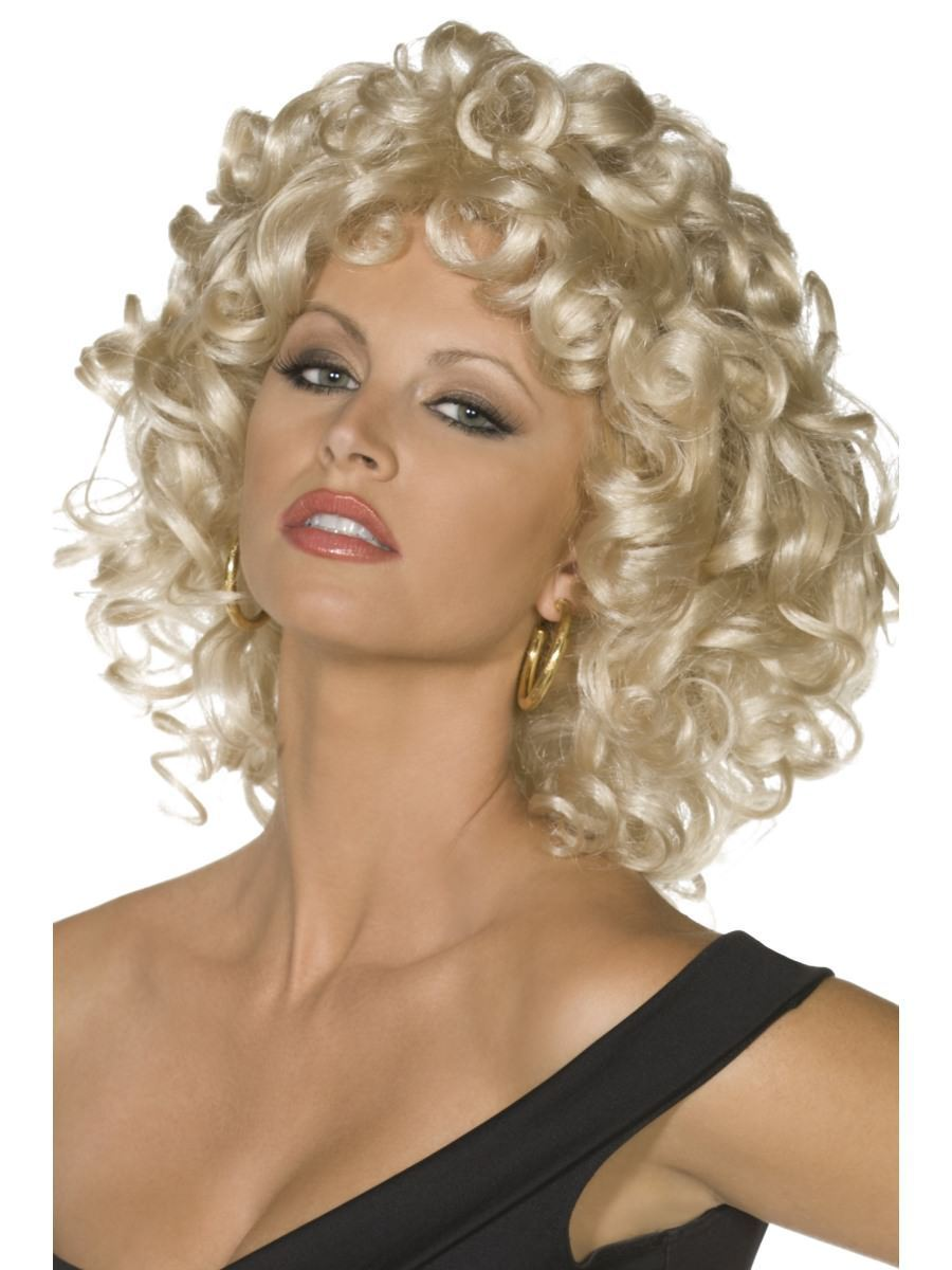 Grease Sandy Last Scene Wig  b3bf6f1f48e4