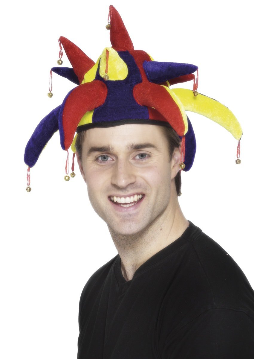 78e885e34d9 Jester Hat with Bells
