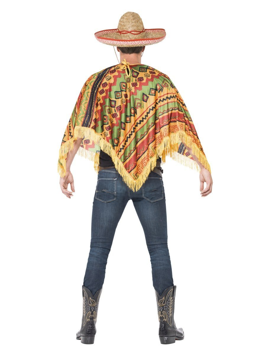Mexican Instant Kit Smiffys Fancy Dress Costume