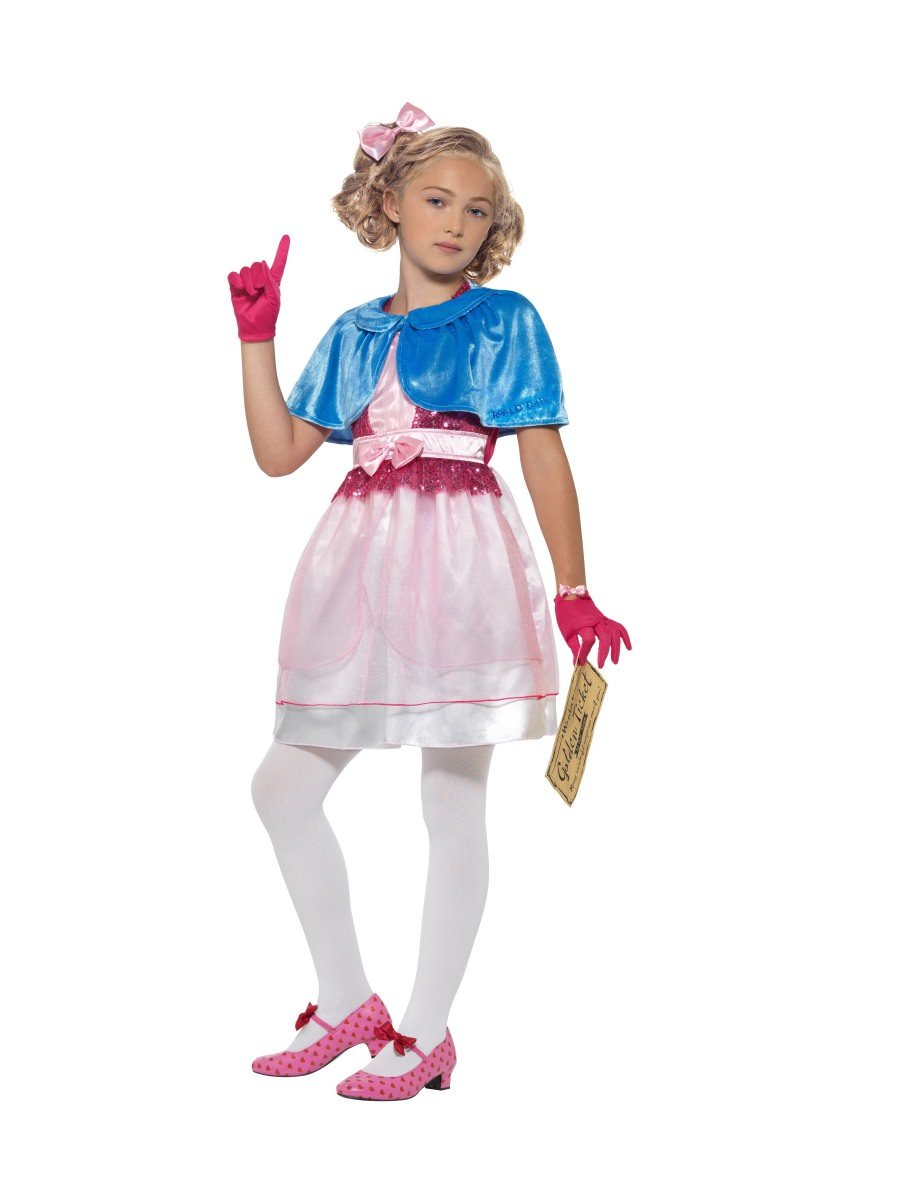 248fa5108626 Roald Dahl Veruca Salt Costume. Child Veruca Salt Roald Dahl Costume