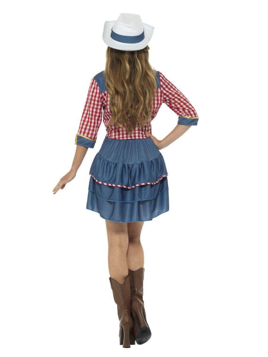 Rodeo Doll Costume Smiffys