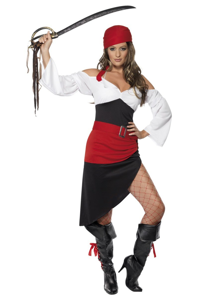 08796b3e Sassy Pirate Wench Costume