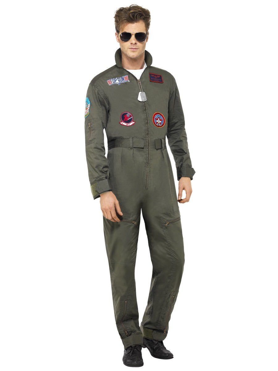 e1dbba153915 Top Gun Deluxe Male Costume