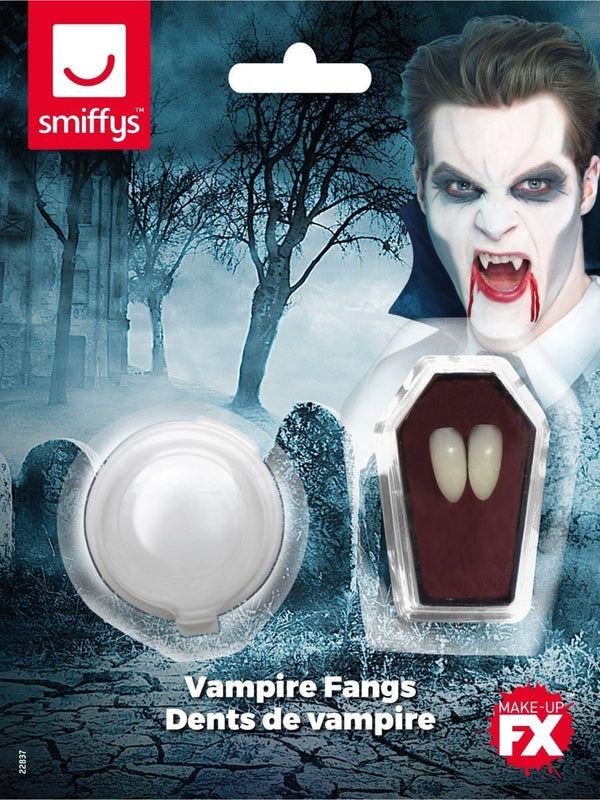 Fancy Dress Pack of 9 Assorted Teeth Fangs Vampire New by Smiffys
