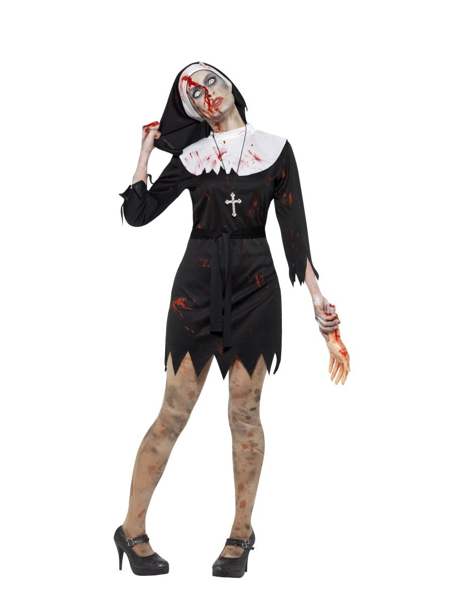 3751be6556ed4 Zombie Sister Adult Women's Costume