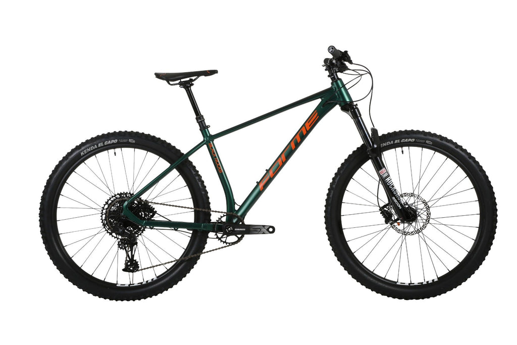 Forme Rocks HT1 MTB Green None