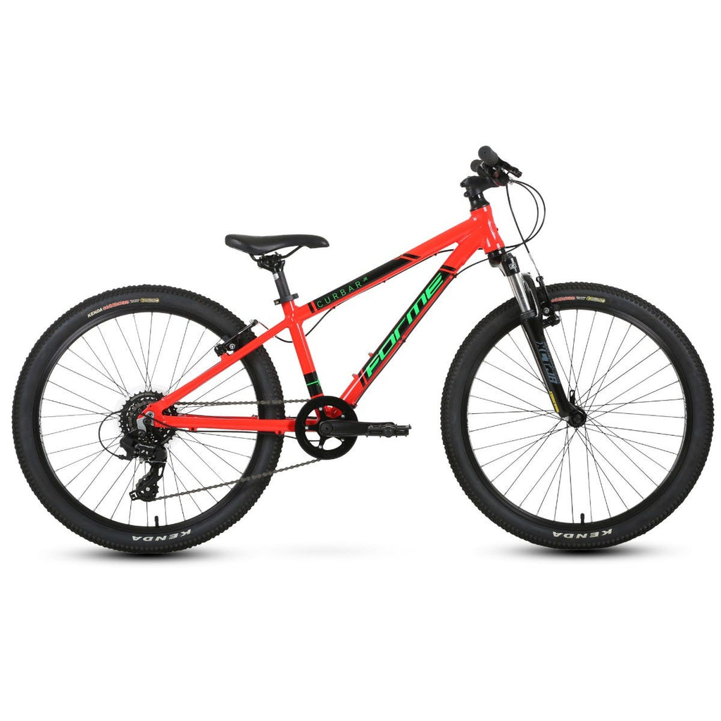 Forme Curbar 24 Junior MTB  Red 12""