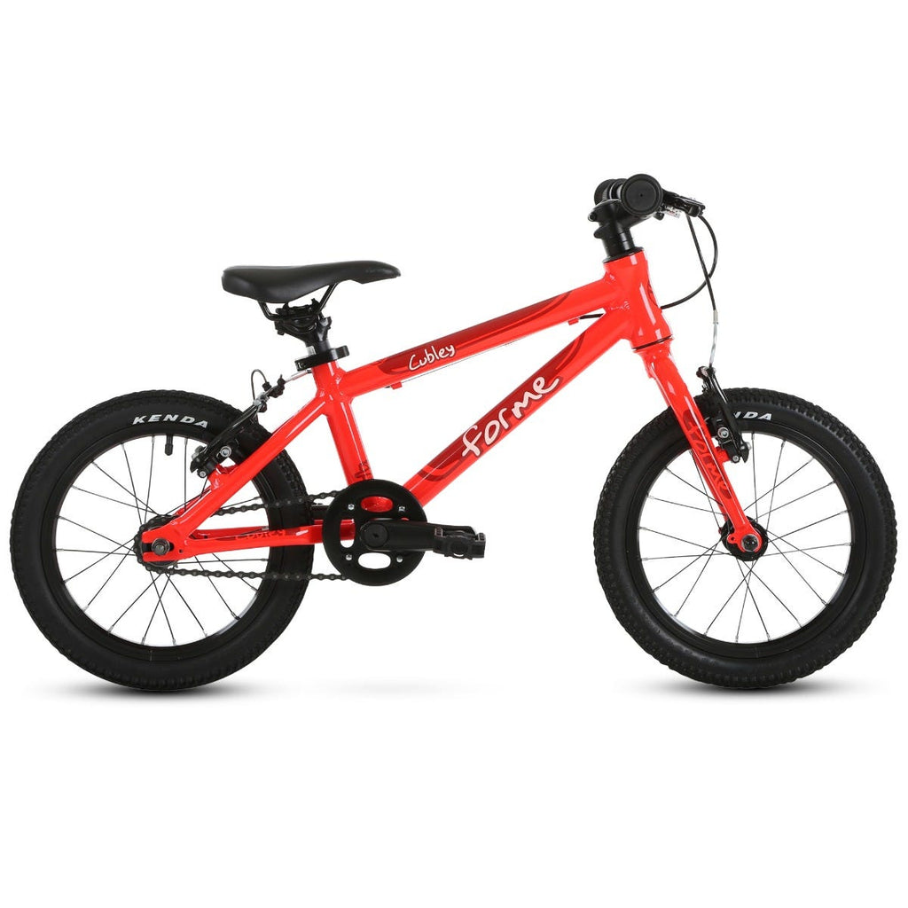 "Forme Cubley 14"" Junior Bike Red 14"""