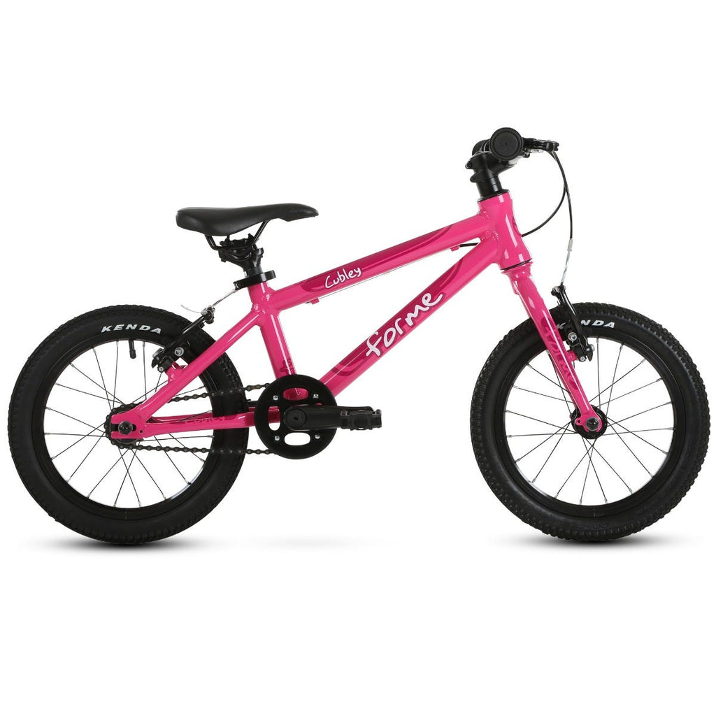 "Forme Cubley 14"" Junior Bike Pink 14"""