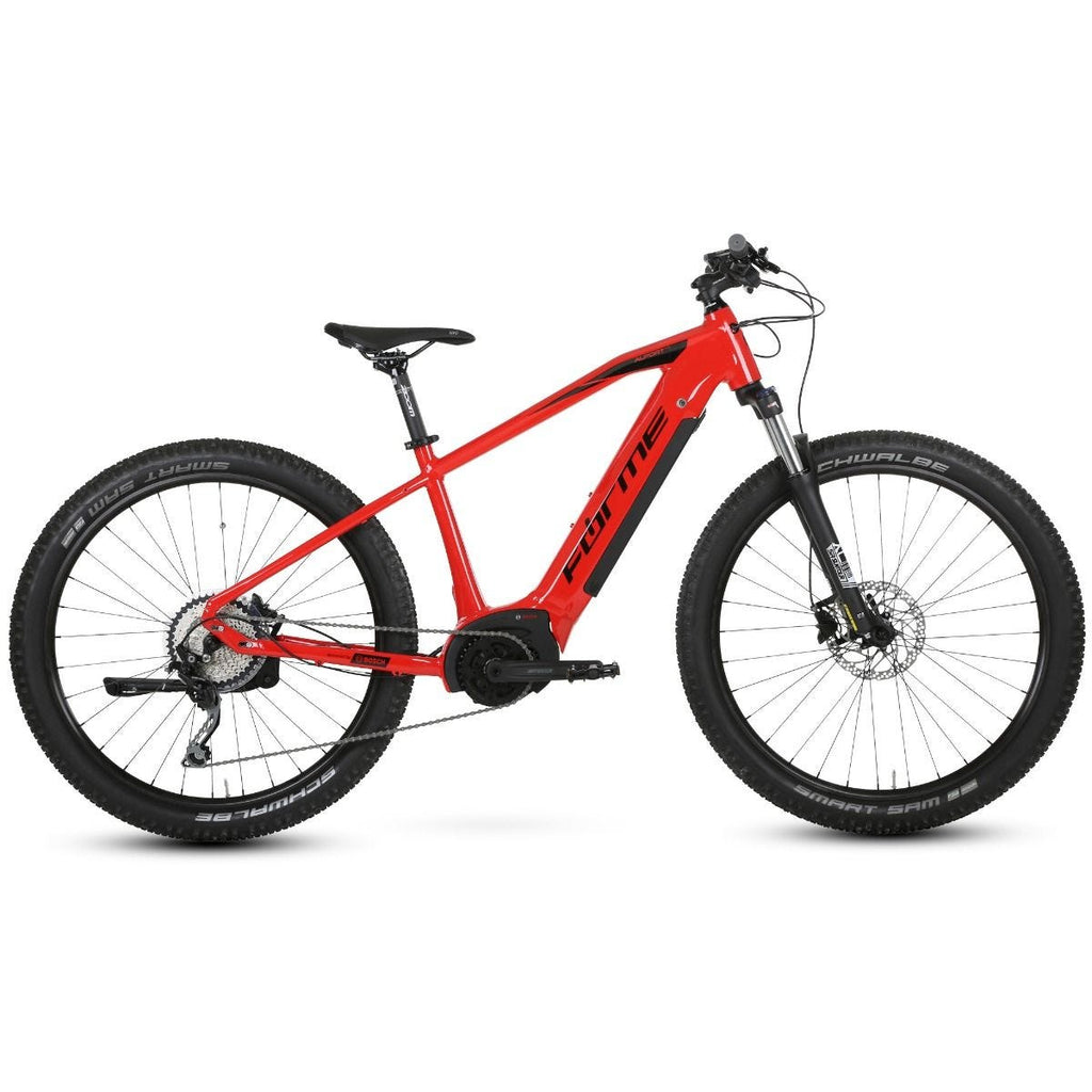 "Forme Alport HTE 27.5"" e-Bike Red 53cm"