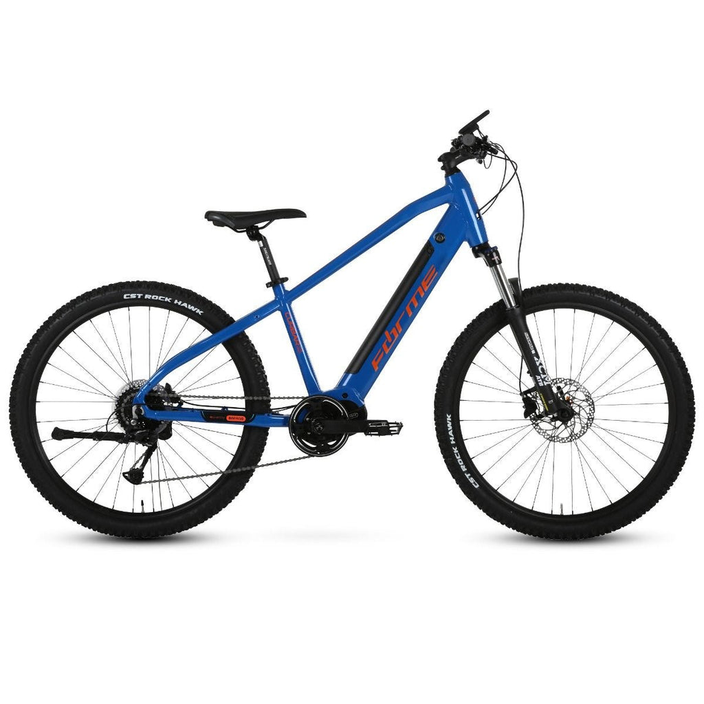 "Forme Curbar HTE Pro 27.5"" e-Bike Blue/Orange 50cm"