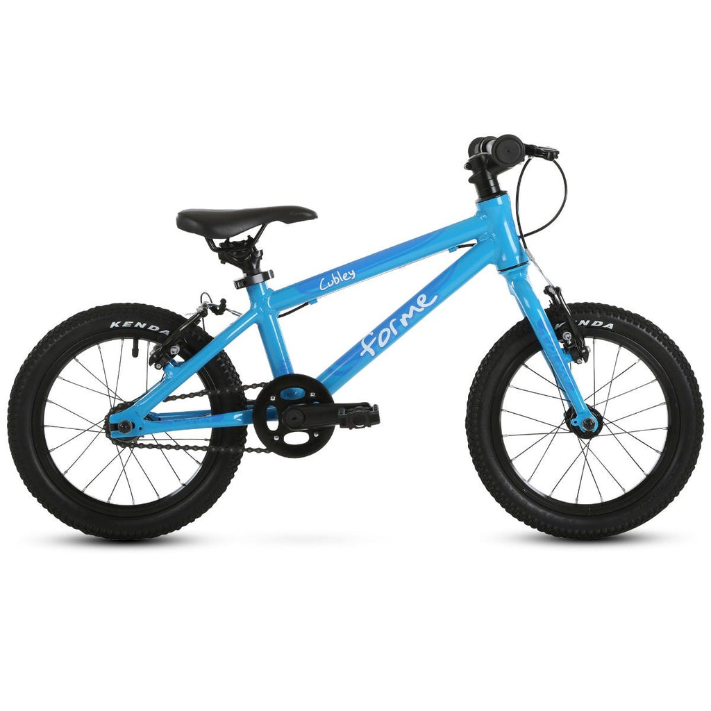 "Forme Cubley 14"" Junior Bike Blue 14"""