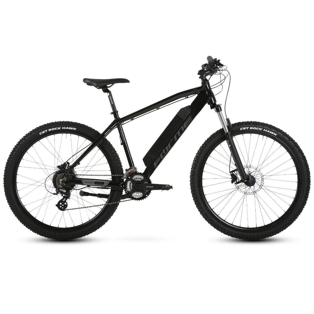 "Forme Curbar HTE 27.5"" e-Bike Black/Grey 51cm"