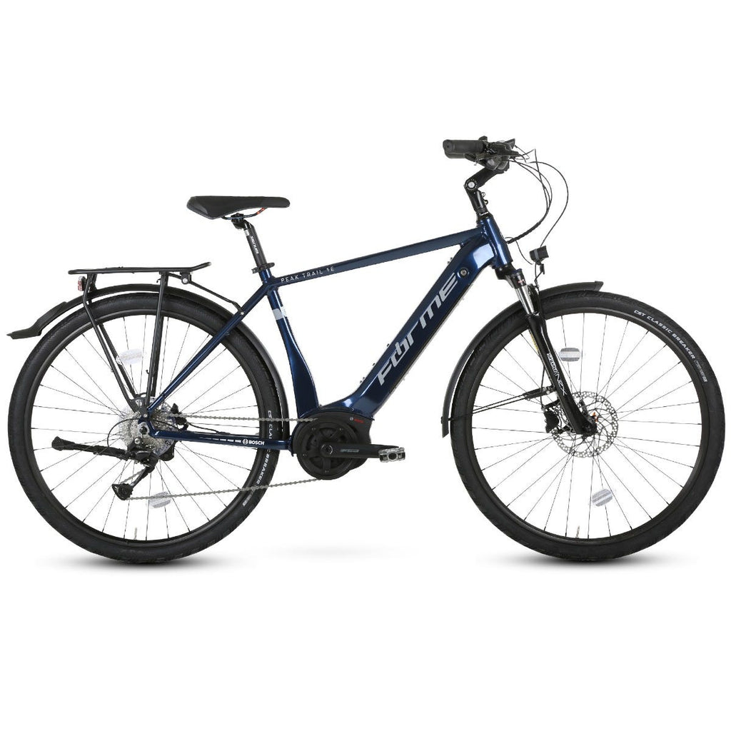 Forme Peak Trail 1 E 700c e-Bike  Blue 43cm
